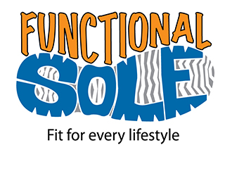 Functional Sole branding and marketing